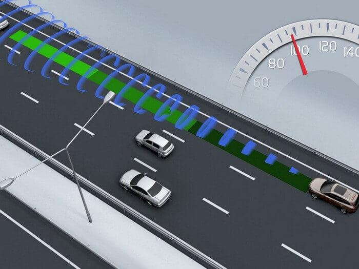 на каких автомобилях есть круиз контроль