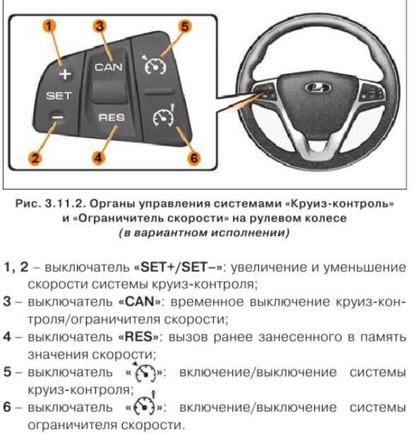 зачем круиз контроль в машине