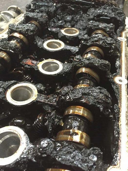моторное масло 5w30 или 5w40 синтетика