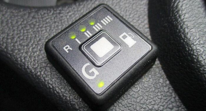 кнопка на панели управления
