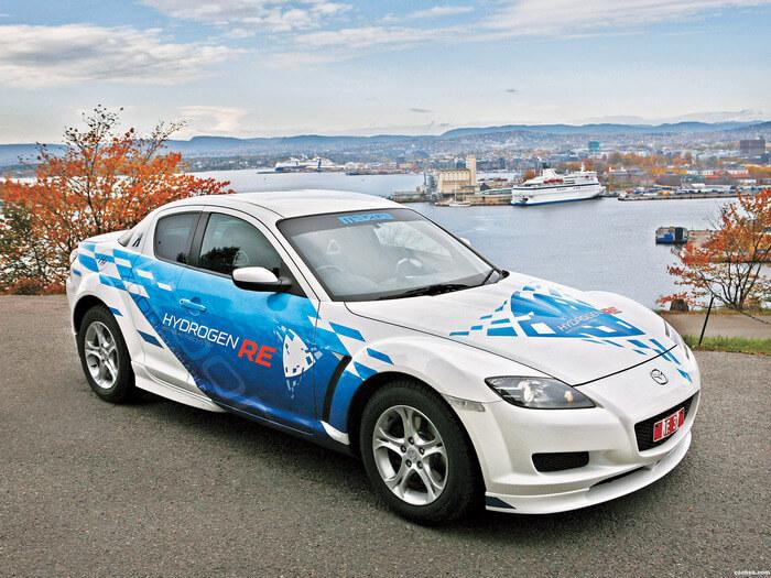 электро или водородные автомобили