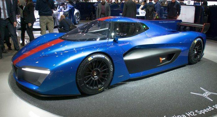 водородные элементы для автомобиля