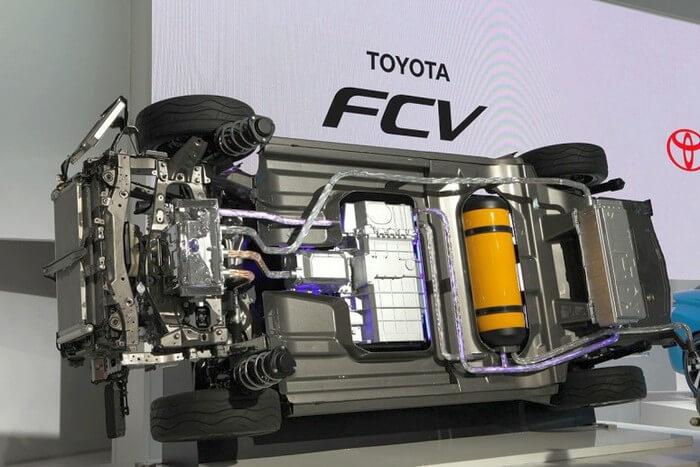 водородный двигатель для автомобиля ссср