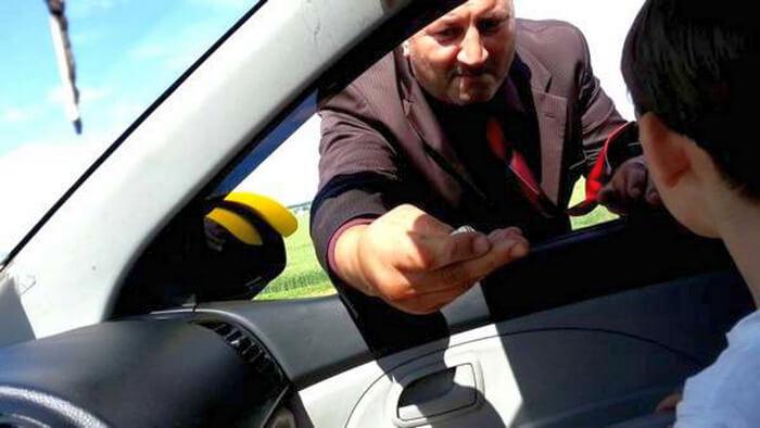 новые подставы на дорогах даже умные легко попадаются