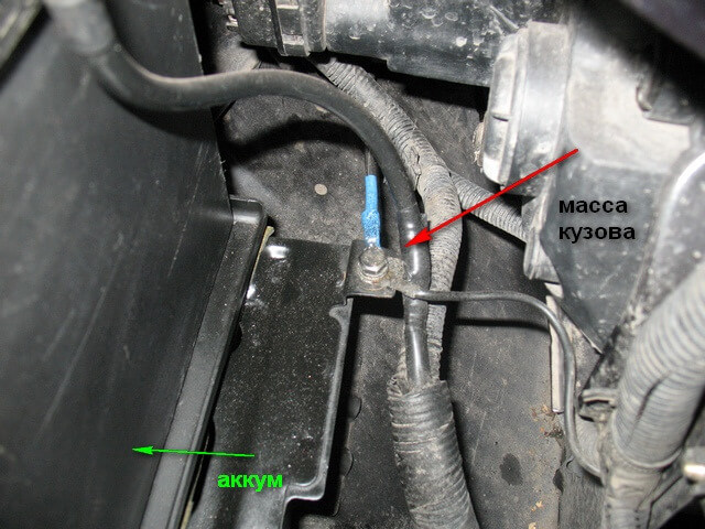 двигатель не запускается стартер не крутит
