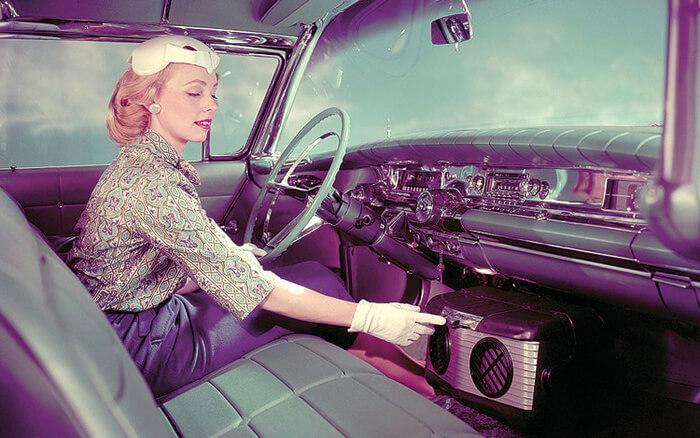 мощность кондиционера автомобильного